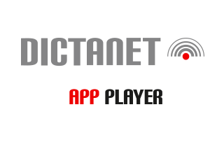 Dictanet AppPlayer